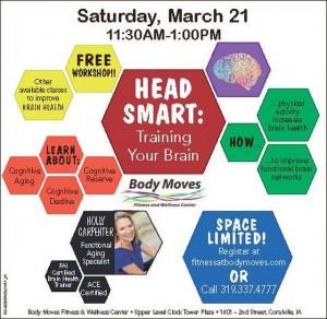 Head Smart Ad, March 2020, 640